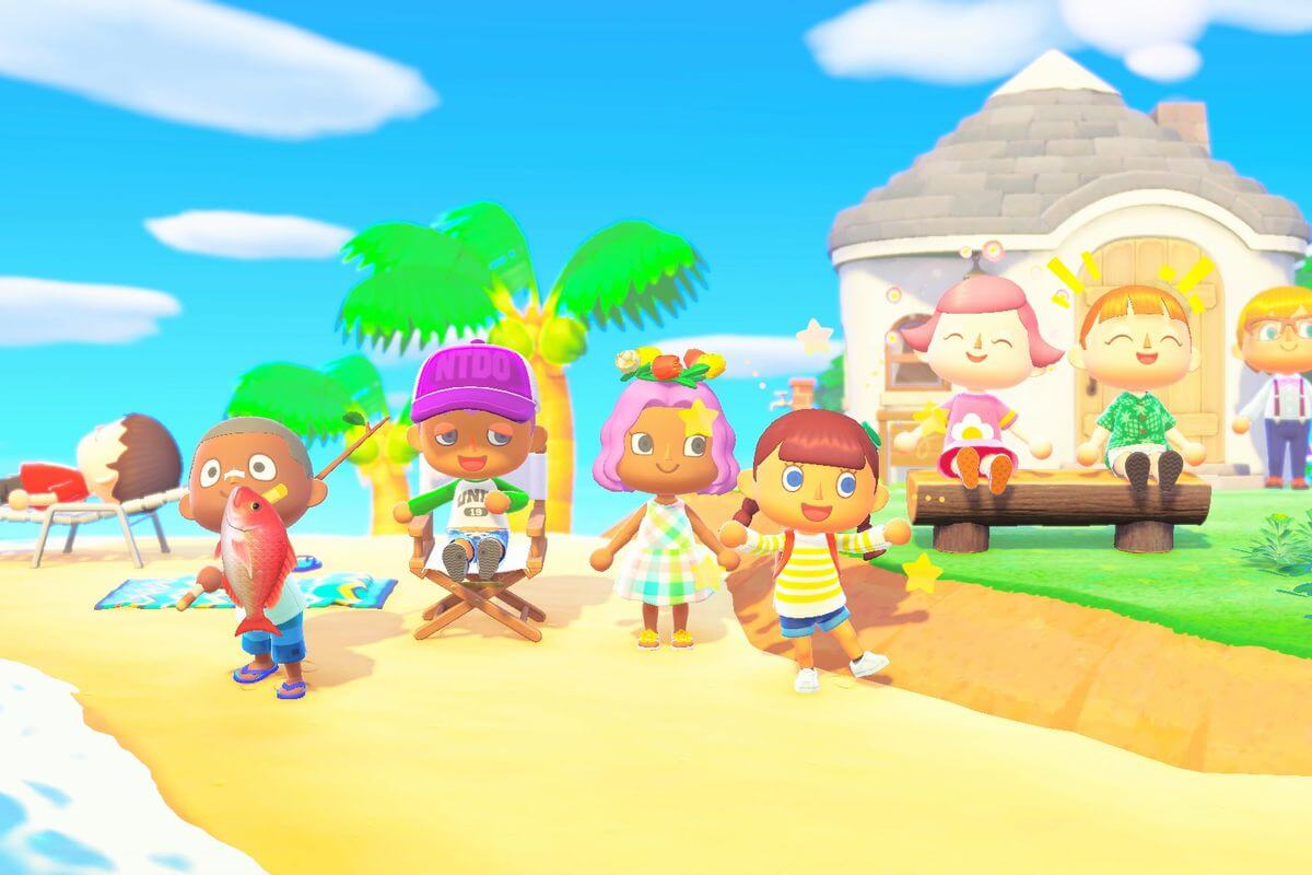 animal crossing new horizons becomes japan's second best selling game of all time