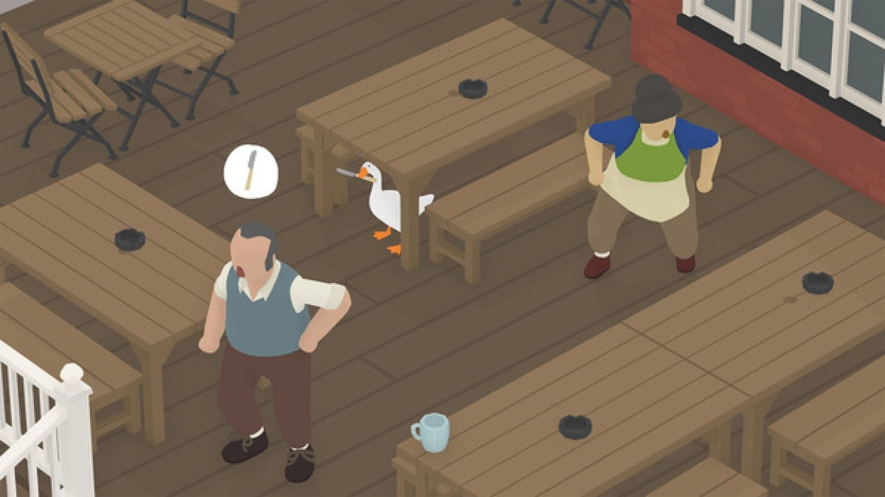 untitled goose game 2 player update nintendo switch