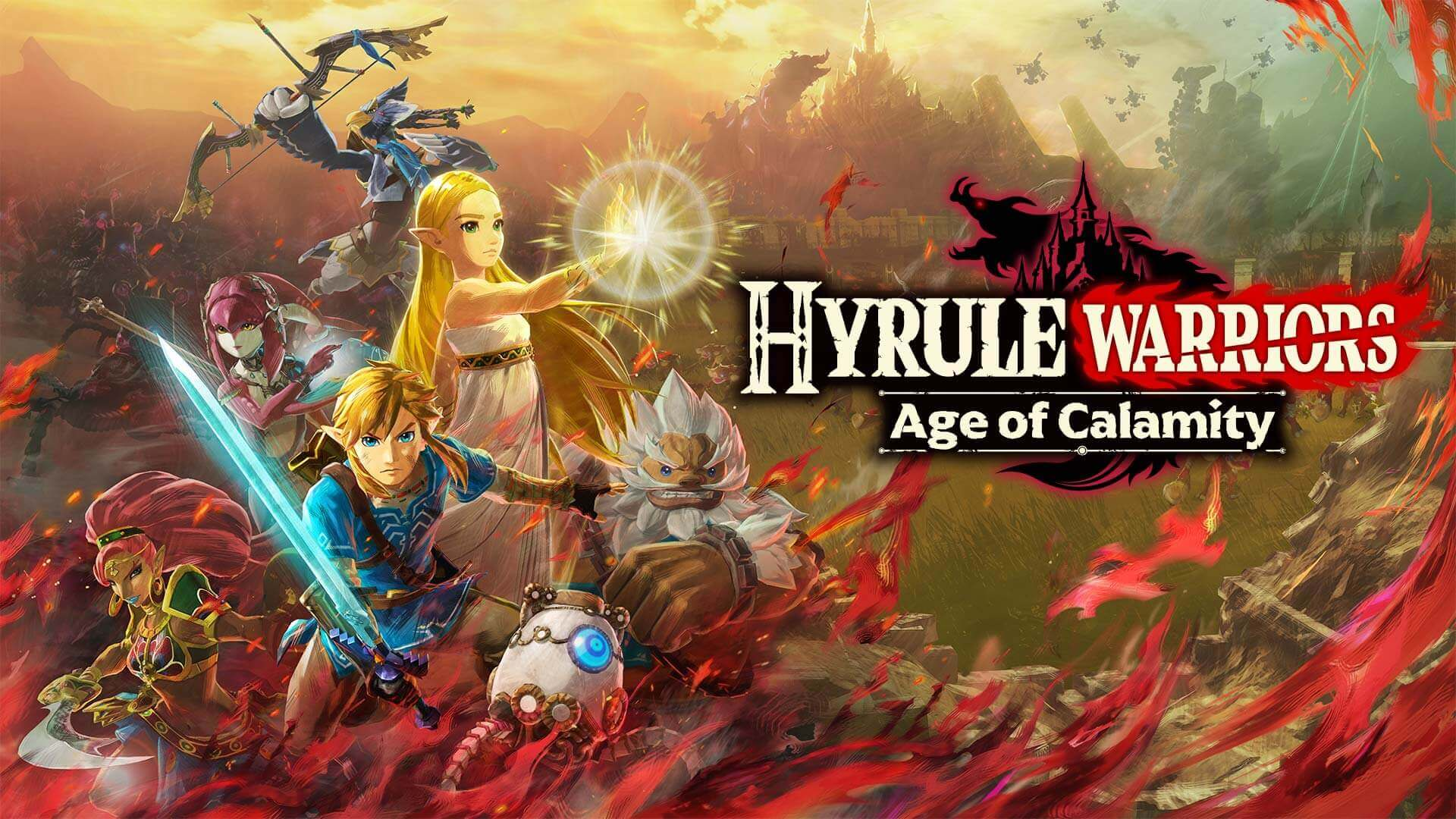 hyrule warriors age of calamity nintendo switch