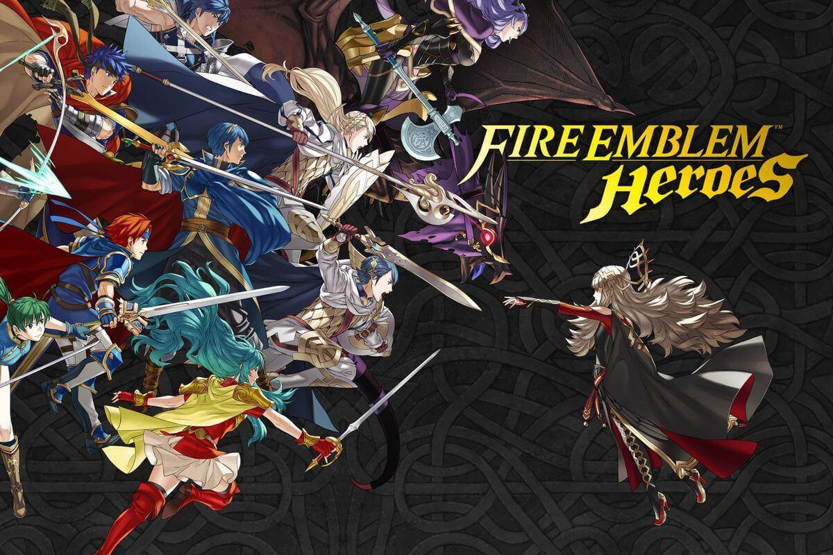 fire emblem heroes update 4.9.0 new voting gauntlet