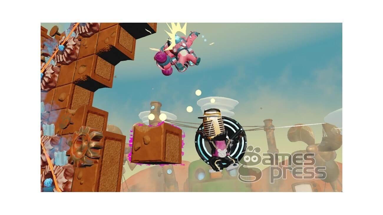 georifters platforming adventure game nintendo switch