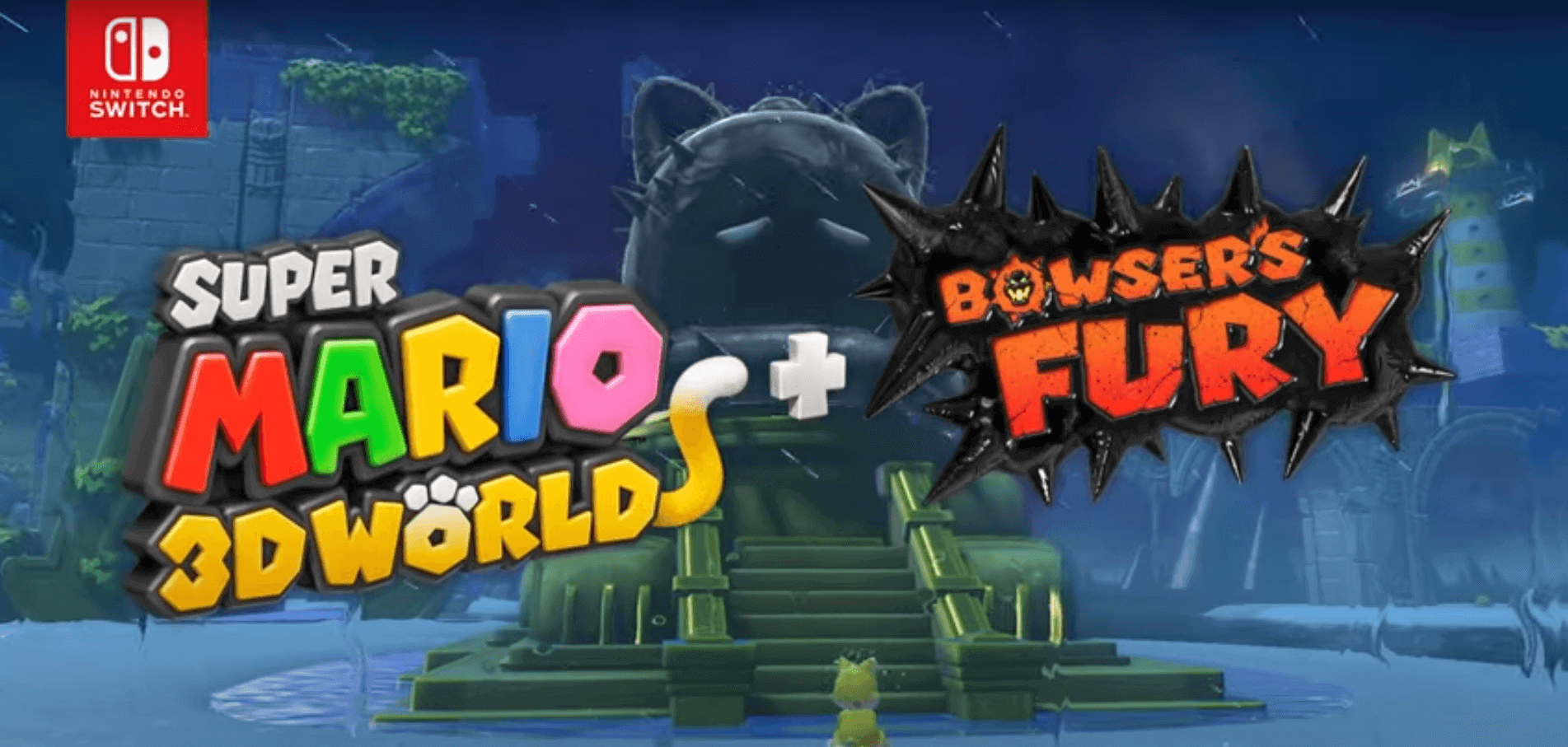super mario 3d world bowsers fury nintendo switch