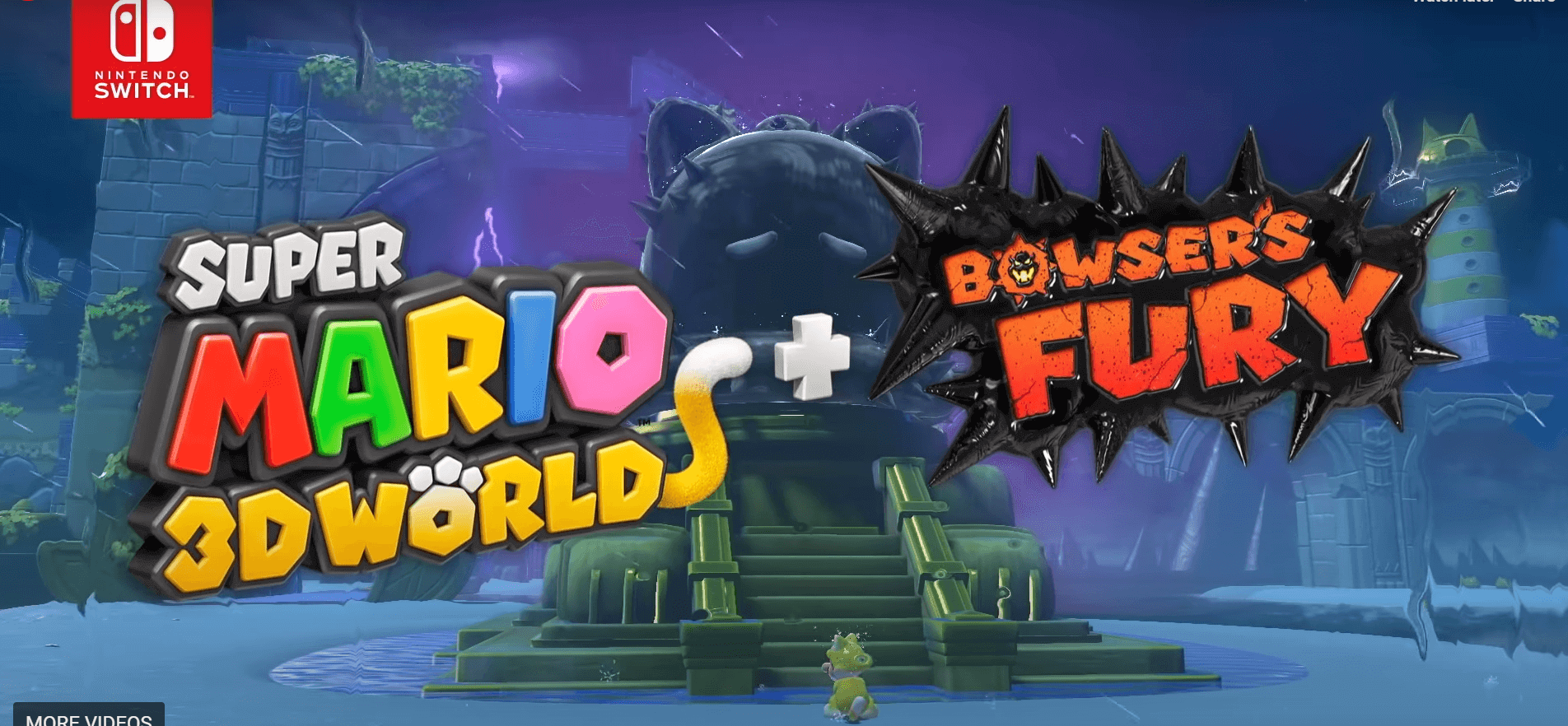 Super Mario 3D World + Bowser's Fury Will Have Online Multiplayer - Switcher.gg