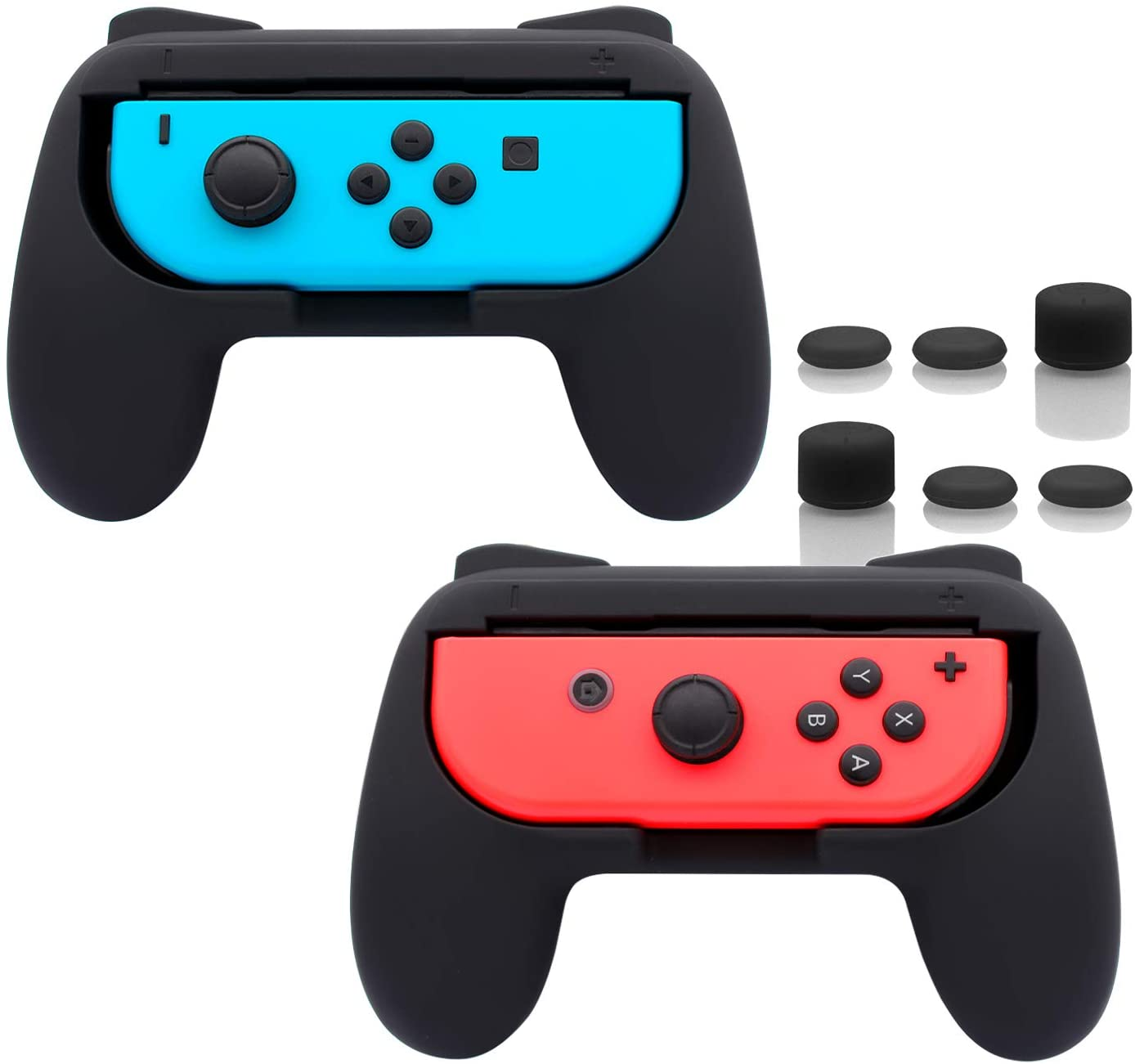 fastsnail joy-con grip review nintendo switch