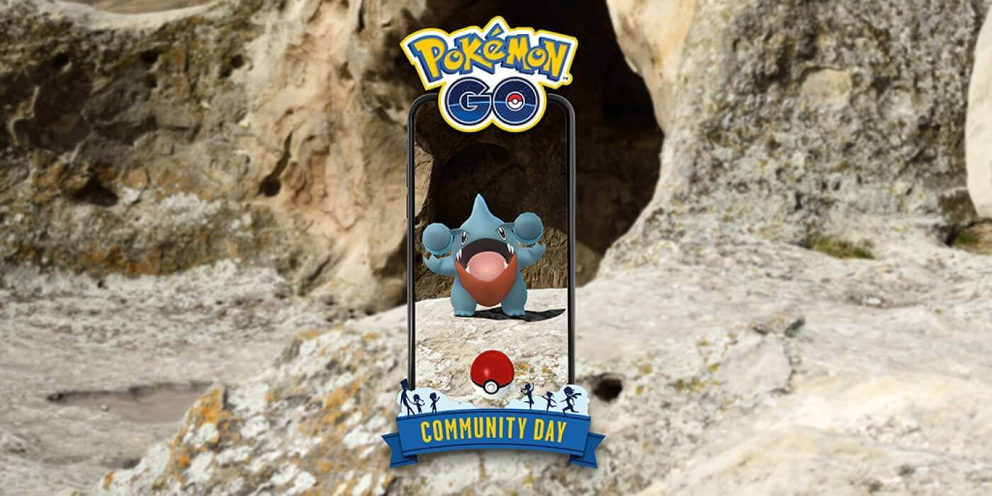 gible pokemon go community day june 2021
