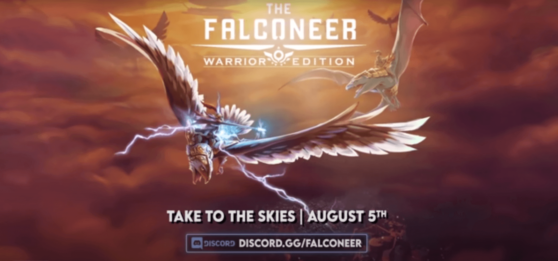 the falconeer warrior edition nintendo switch release date