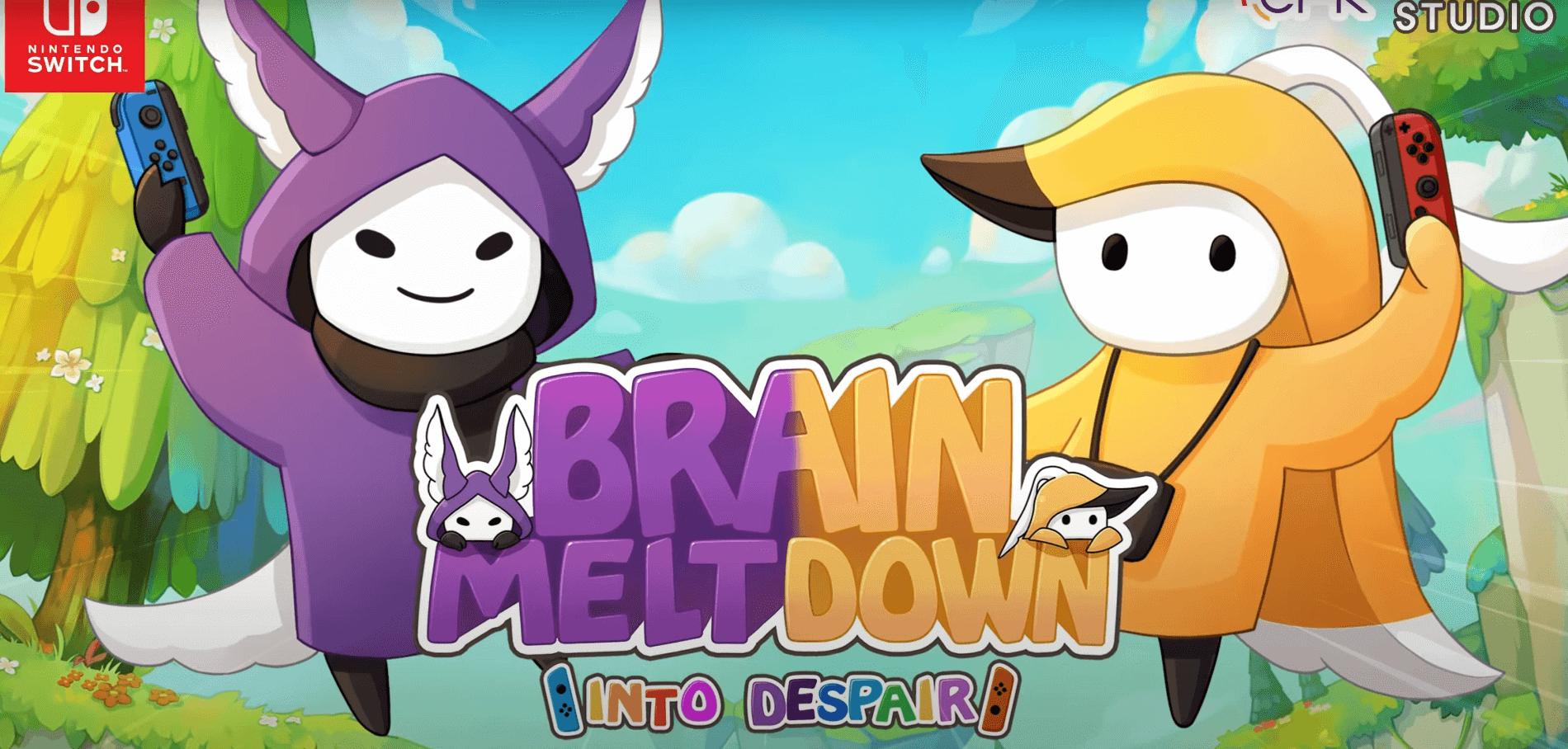 brain meltdown into despair nintendo switch release date