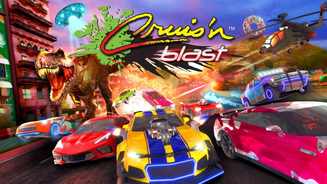 cruisin blast online multiplayer nintendo switch