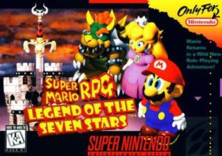 Super Mario RPG Anniversary